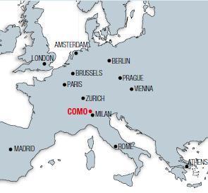 Mappa europa como